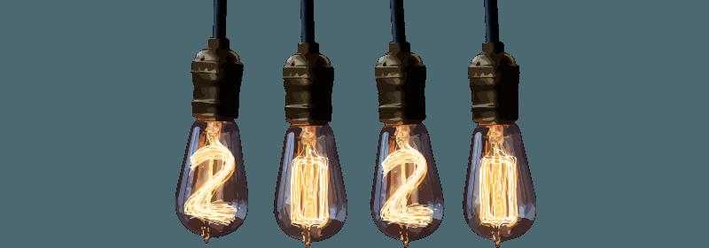 2020 in lampen weergegevegb